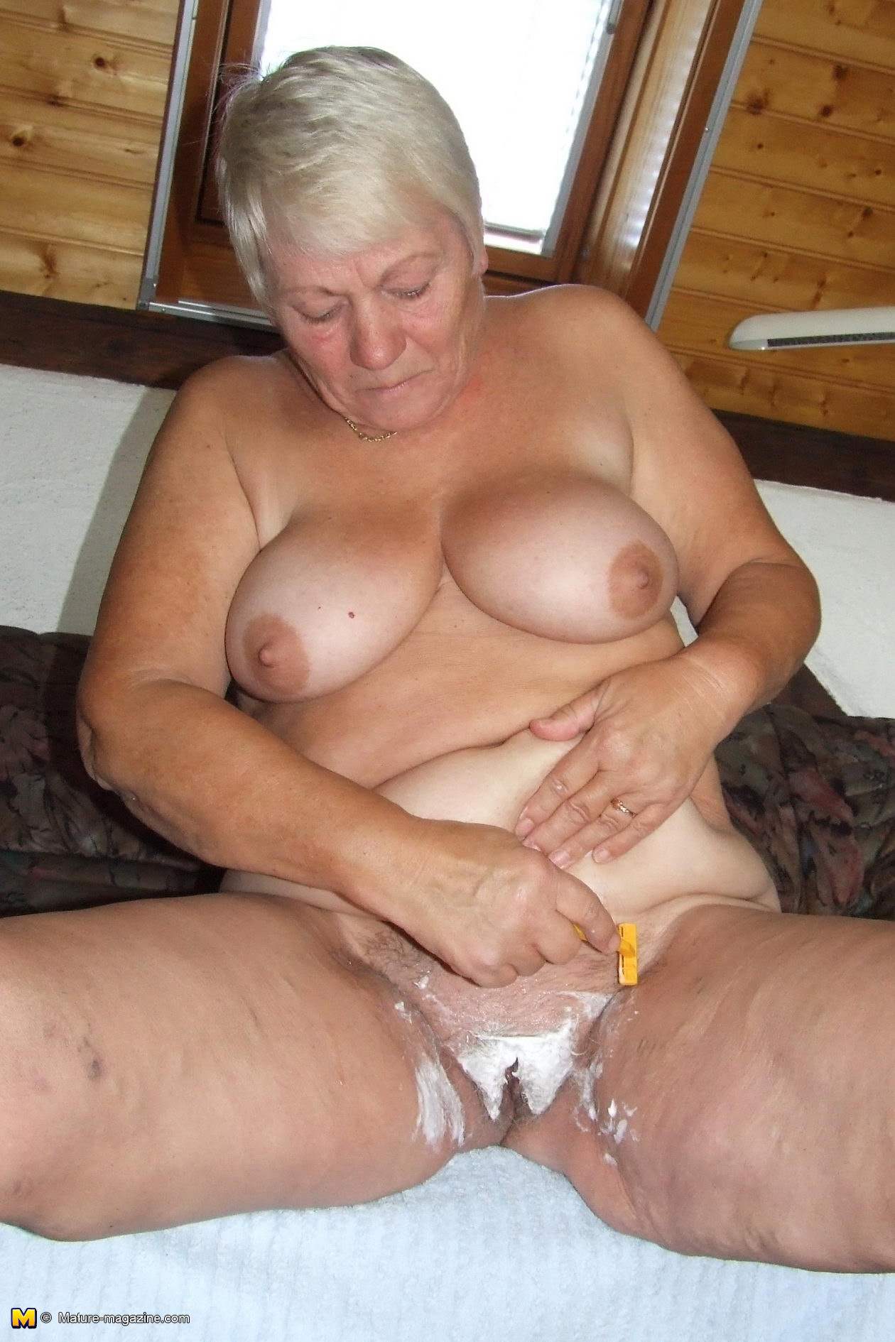 Blonde shemale big cock