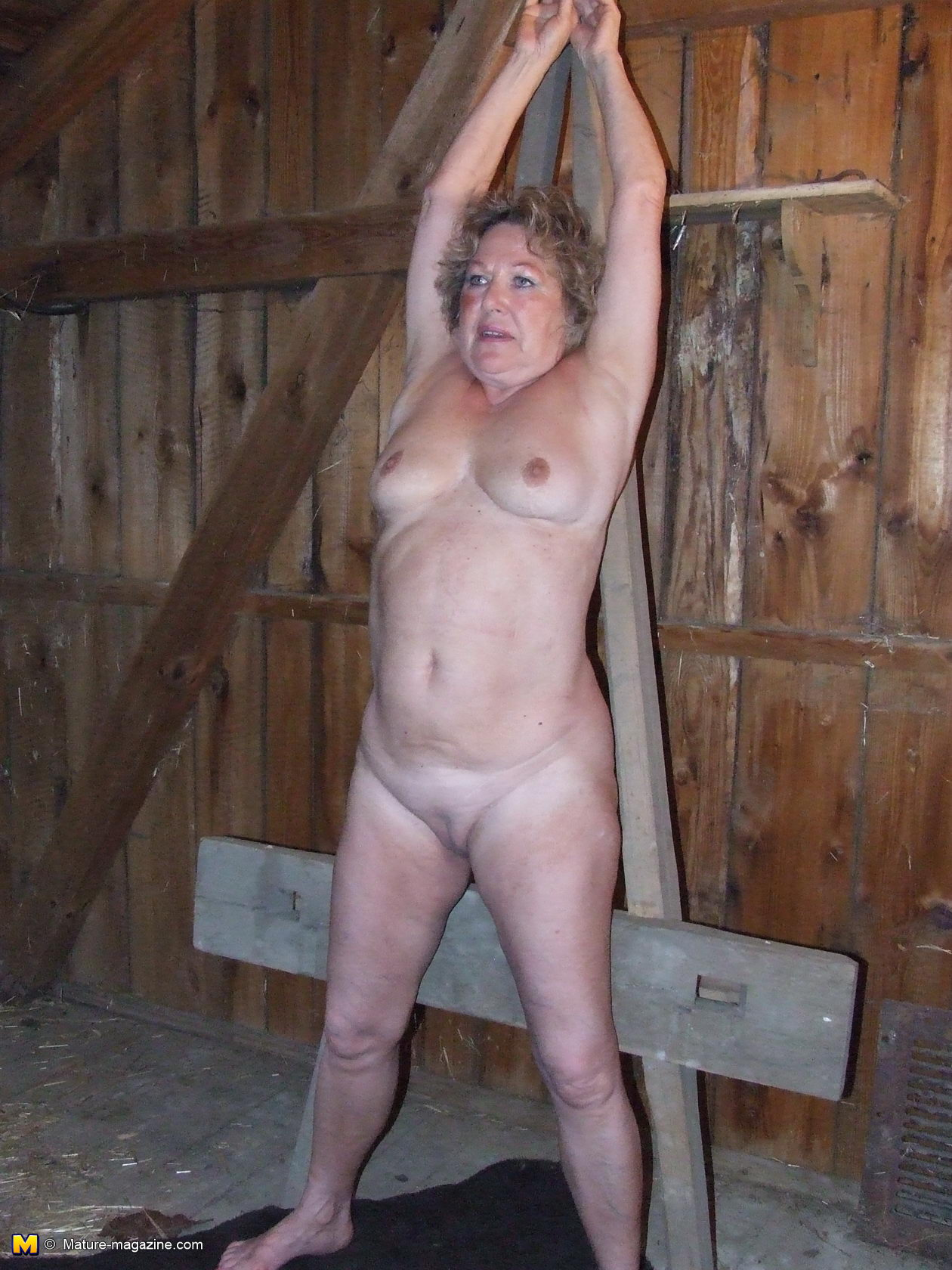 Mature Slut Bondage