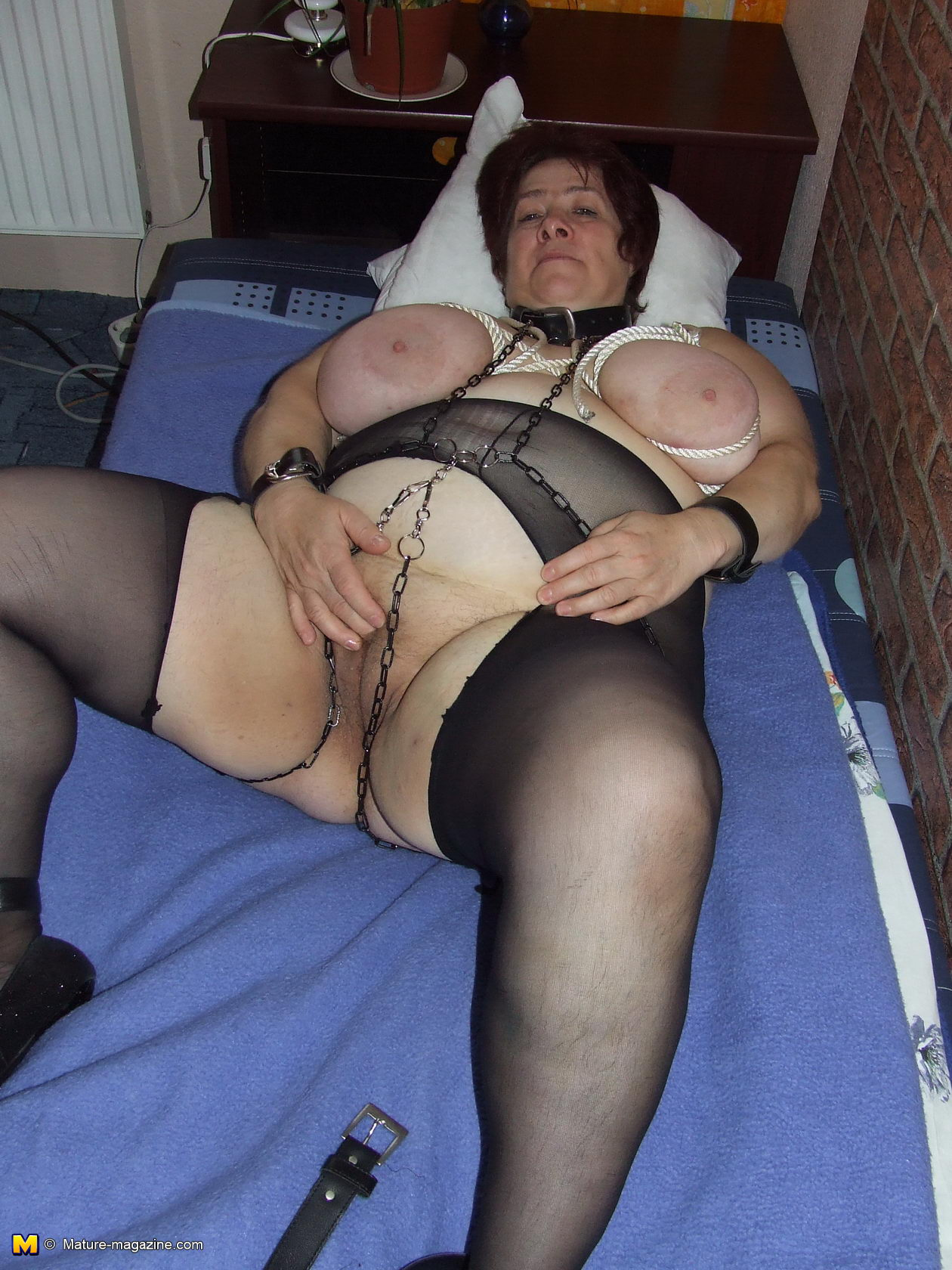 Big mature slut
