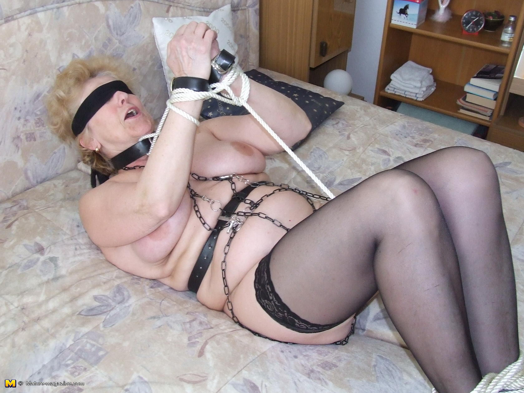 kinky tied up