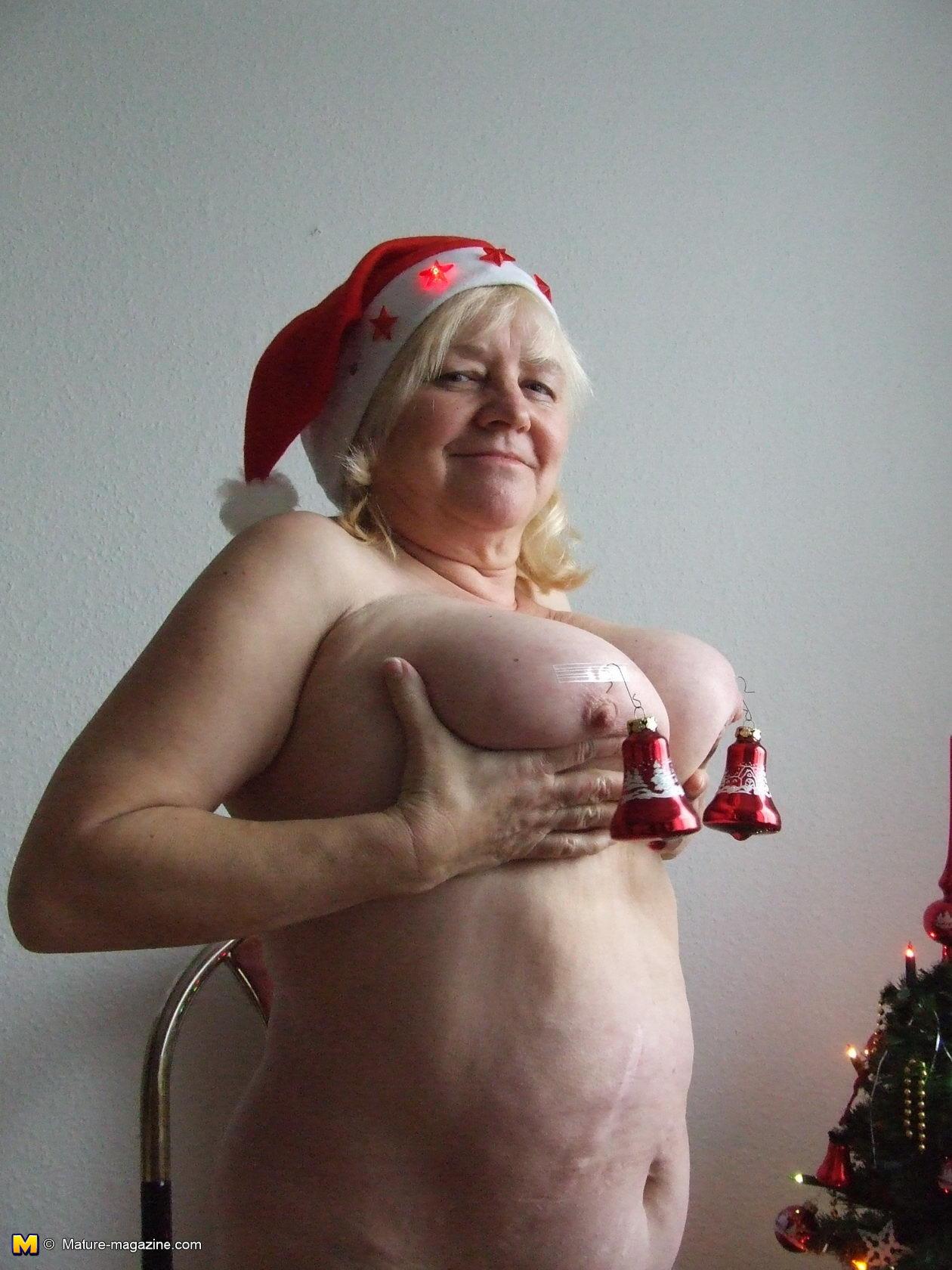 grandma from christmas vacation