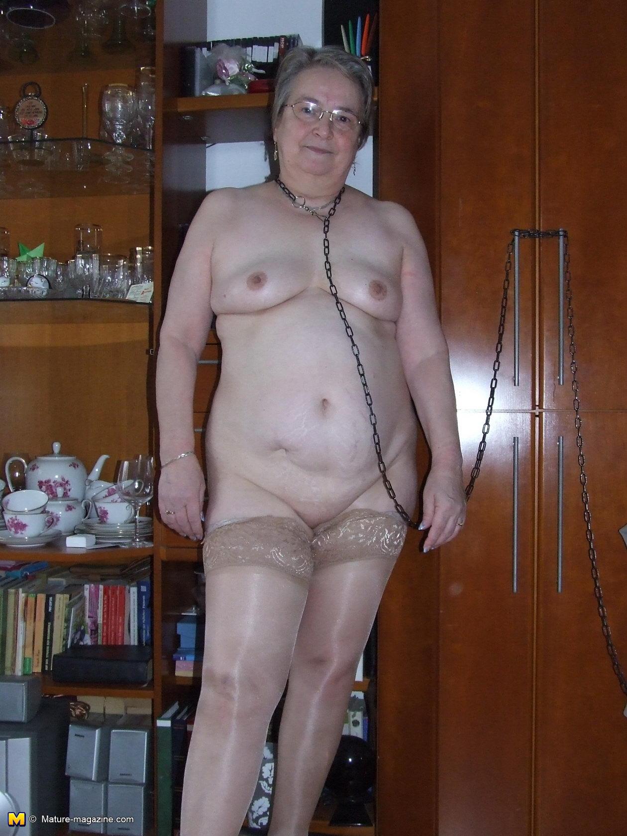 Would Porn mature bondage