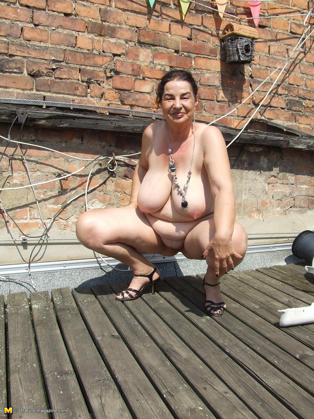 Assured, what Grandma outdoors slut seems brilliant