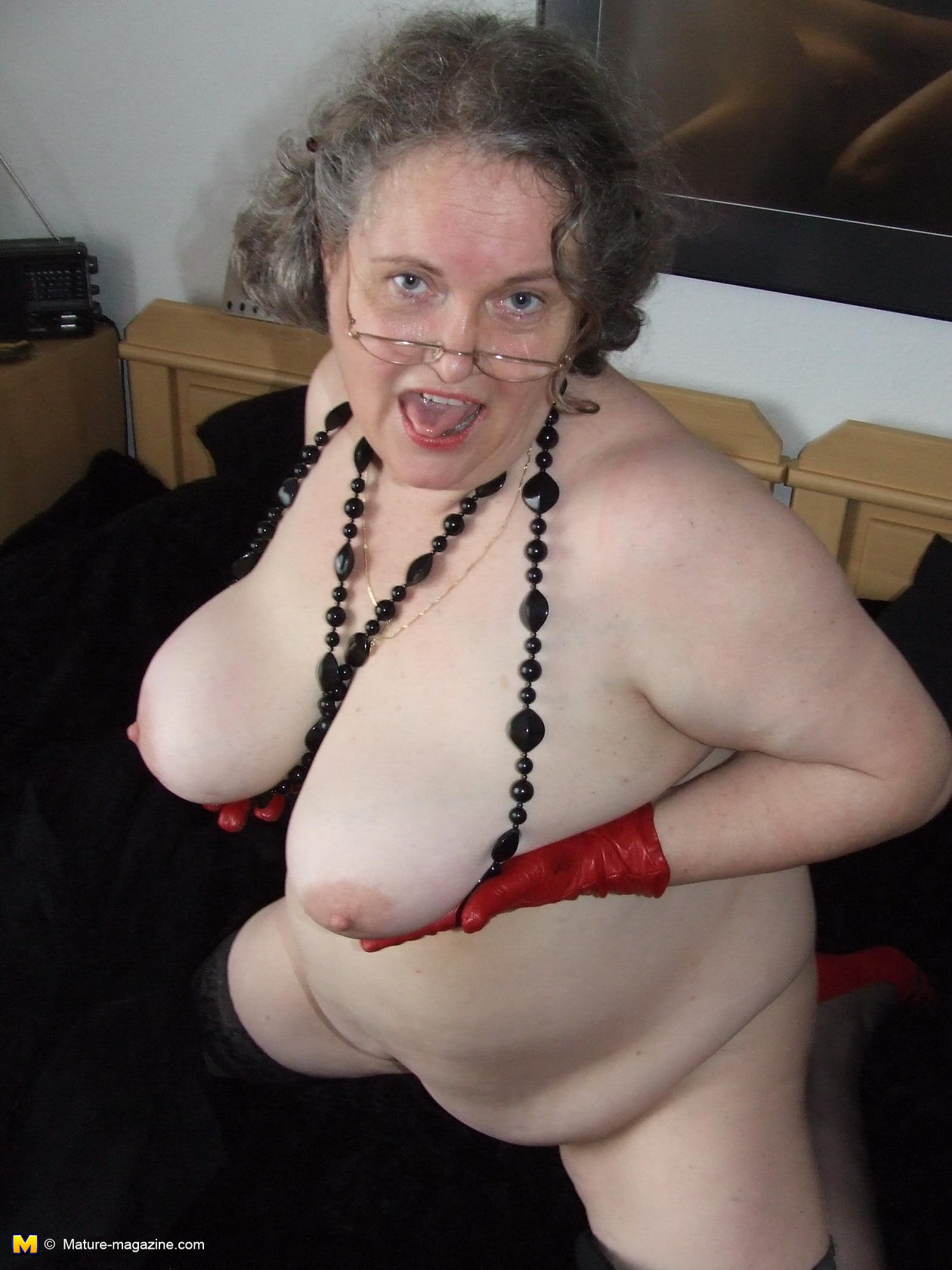 Big mature granny