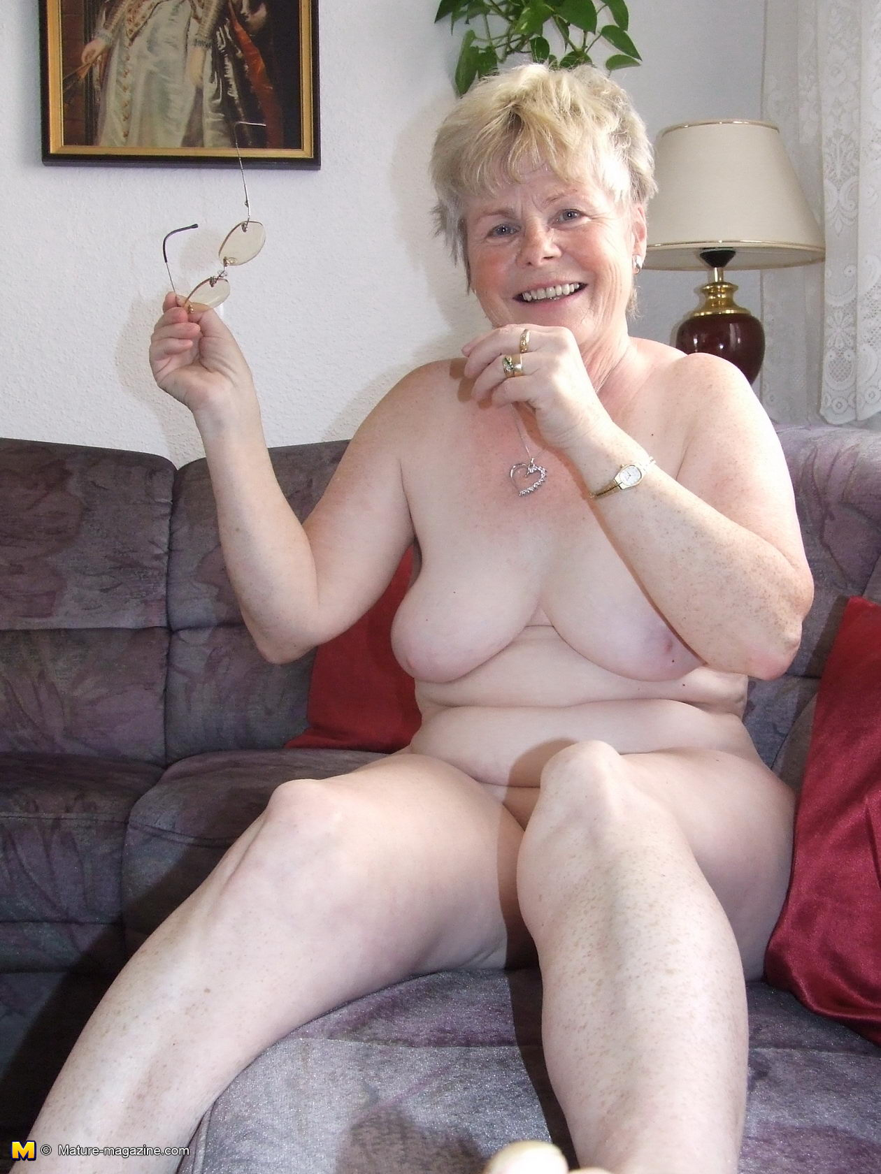 Old Lady Naked Pics