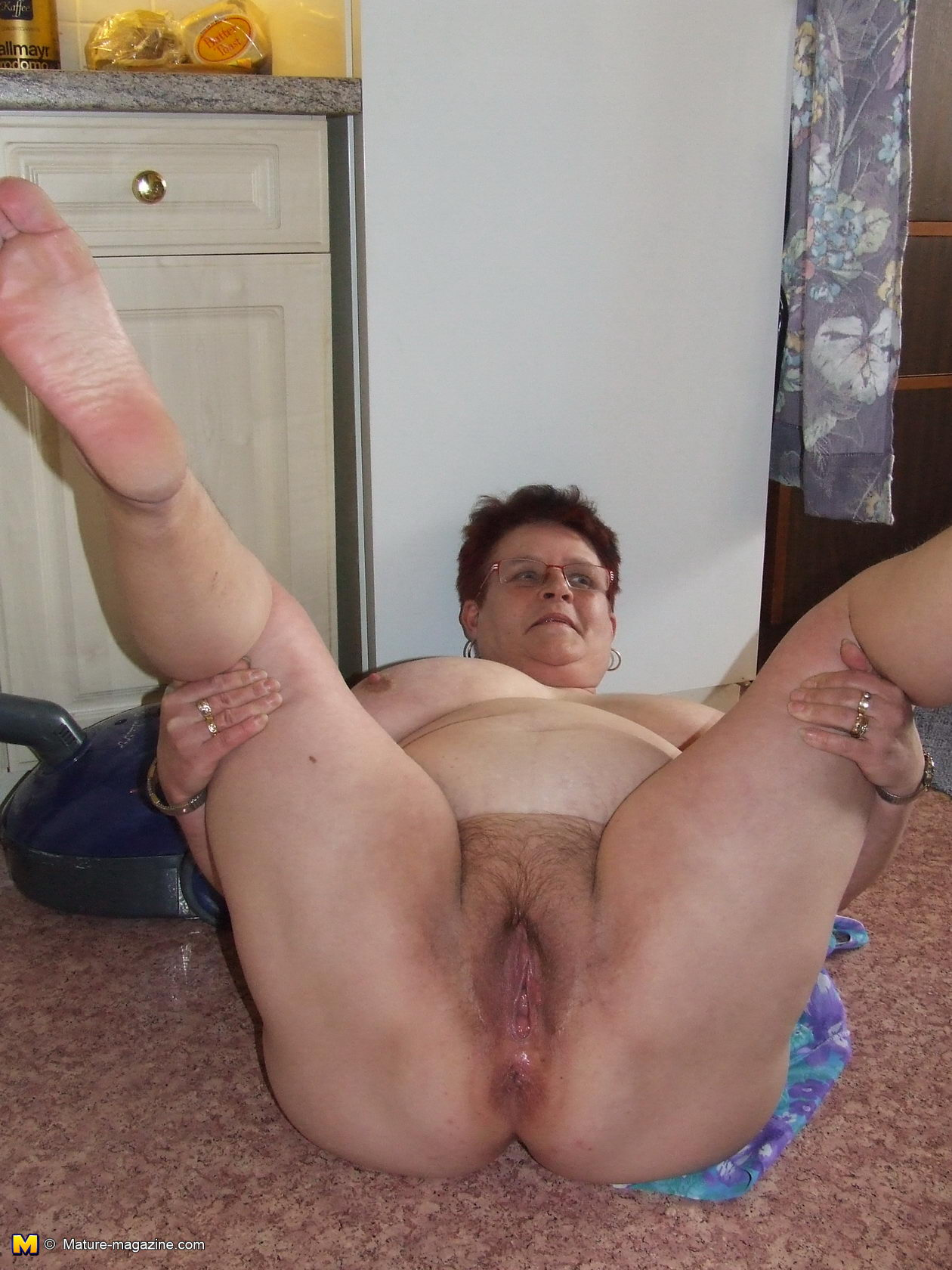 Sex fat mature granny clip