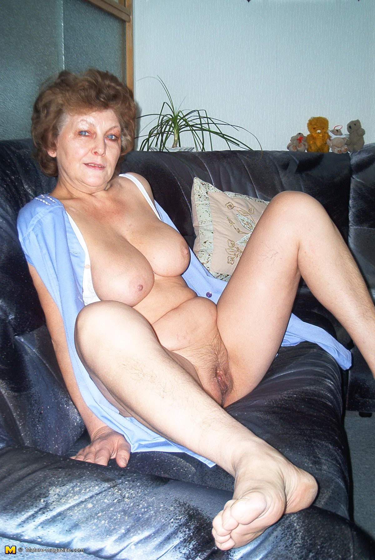 Dirty sexy granny