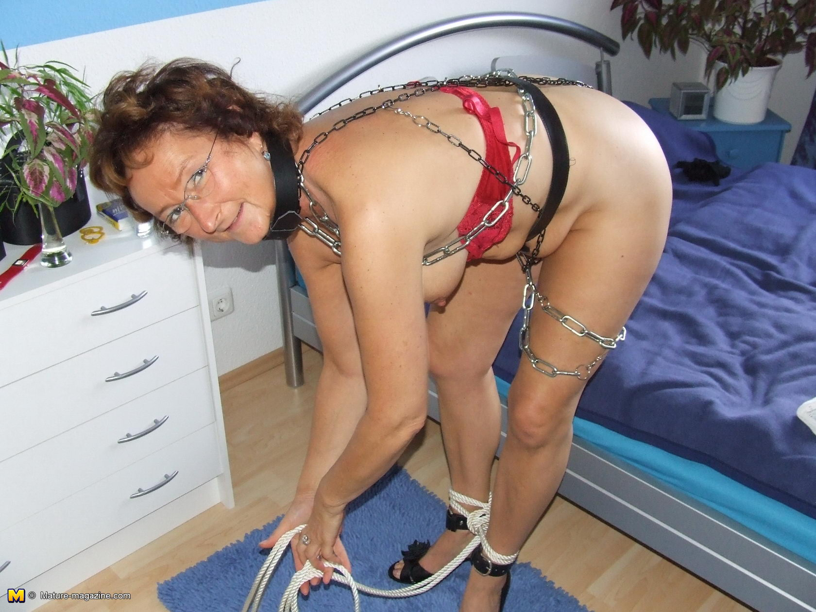Kinky mature pictures
